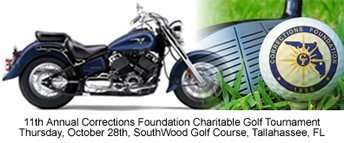 11th Annual Corrections Foundation Charitable Golf Tournament  1