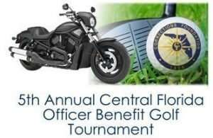 5th Annual Central Florida Officer Benefit Golf Tournament 1